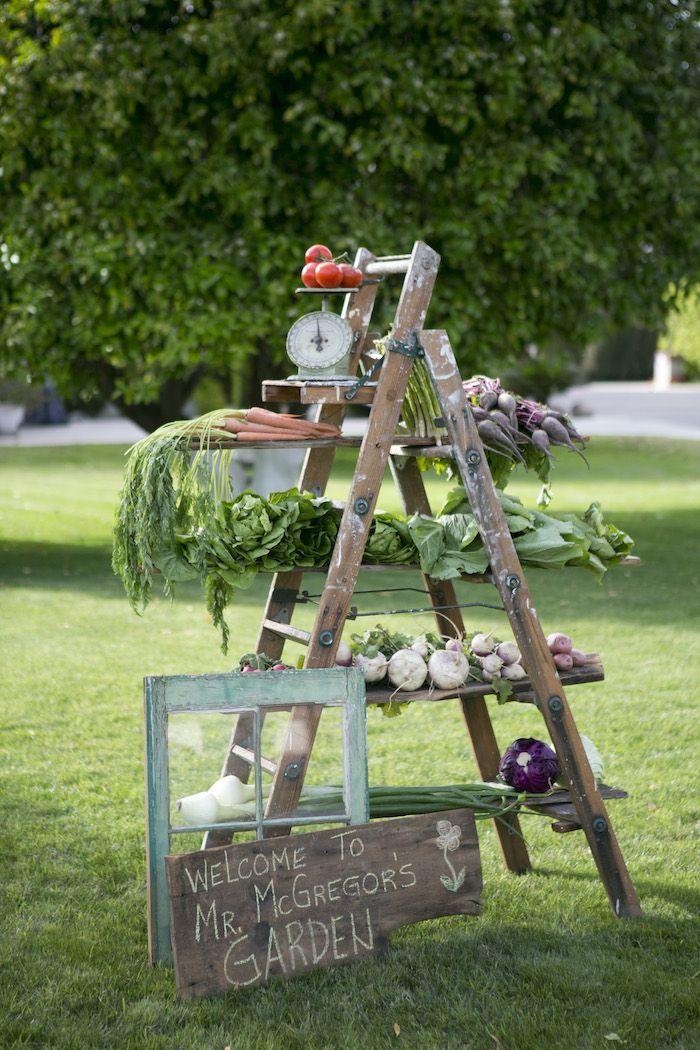 Spring Garden Ideas spring garden ideas Beatrix Potter Spring Garden Party Via Karas Party Ideas Baby Boy