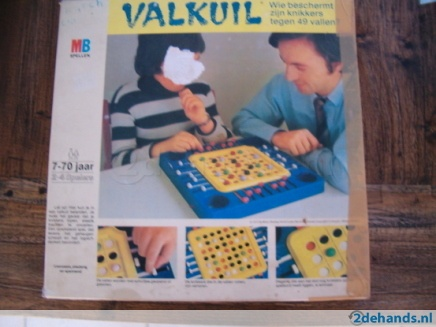 valkuil  MB-spel