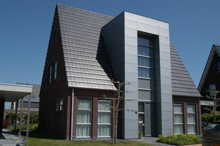 Bijzonder ontwerp nieuwbouw woning Heerenveen