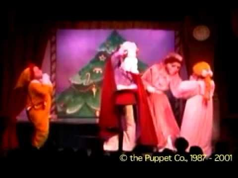 ▶ the Puppet Co. - One-Minute Nutcracker - YouTube