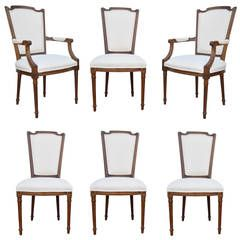 Upholstered Dining Room Set