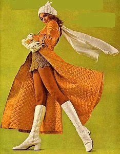 Sixties miniskirt