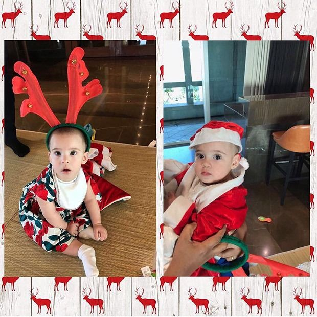 CUTE! Karan Johar's twins Yash and Roohi are Christmas ready and they are as adorable as ever                                                 Karan Johar's twins Yash and Roohi have definitely left social media users in awe of their cuteness. And we must sa...