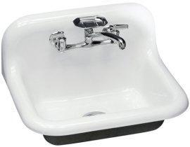 Kohler Sinks Uk : Utility sink and Sinks on Pinterest