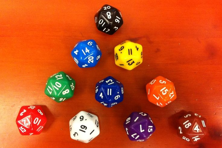 20 face dice/20 sided dice polyhedral dice digital life counter of Dungeons & Dragons, this indicator, D20 dice