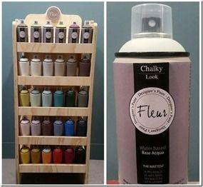 todopaint måla möbler i en chalky look