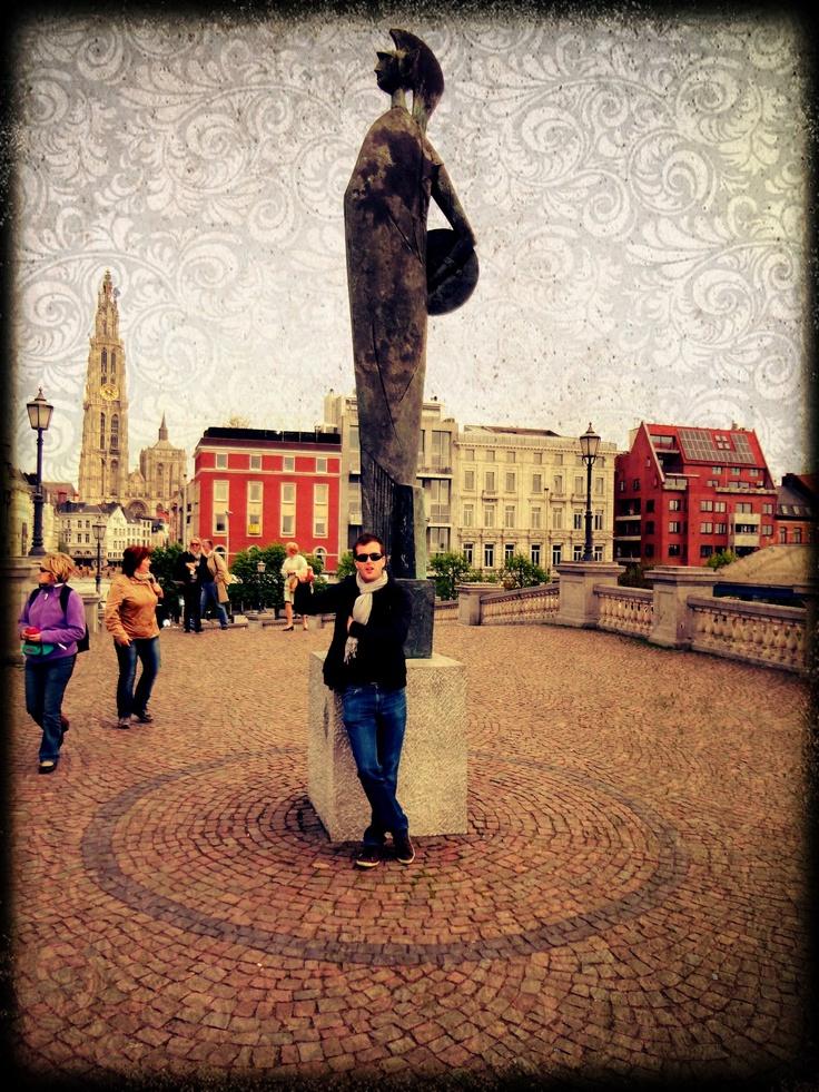 #Antwerp #CathedralOfOurLady