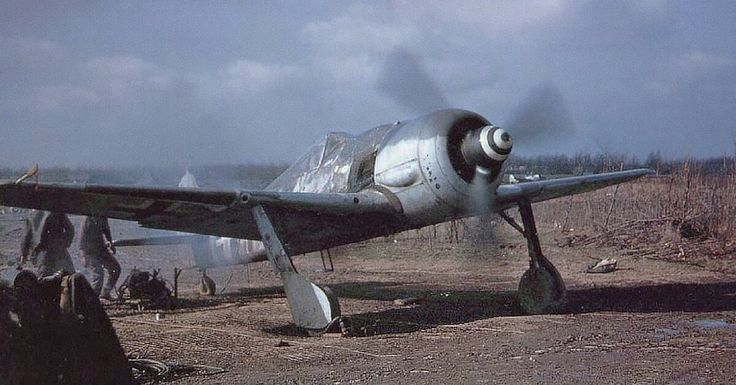 50 Luftwaffe FW-190 Fighters Found Buried In Turkey, Amateur Historian Claims