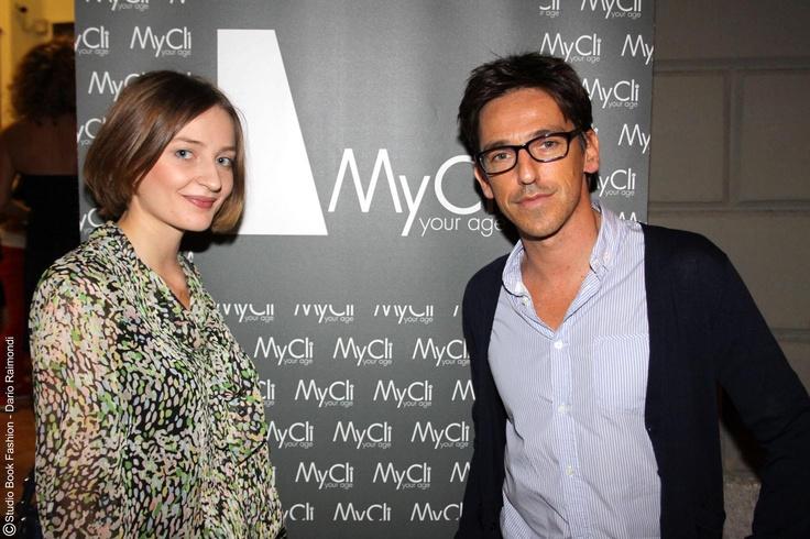 I volti della Fashions' Night Out Milano del 6 Settembre 2012.