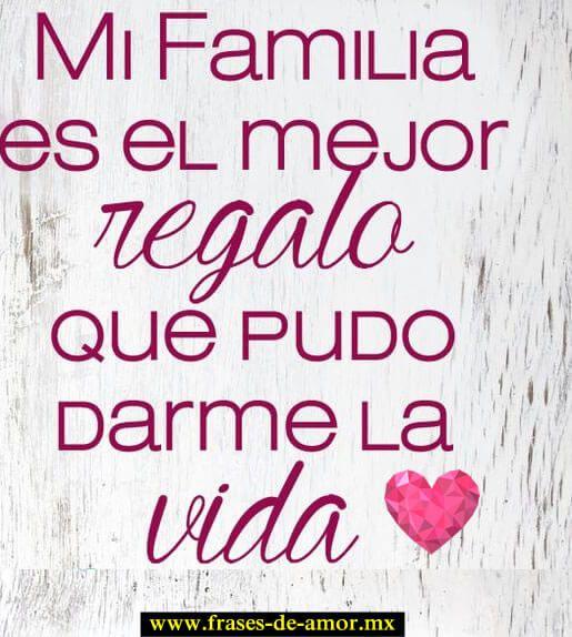 Frases bonitas que hablen sobre la familia | Frases ...