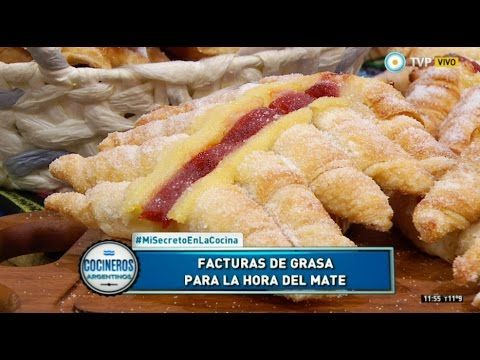 Como hacer Facturas Argentinas - YouTube