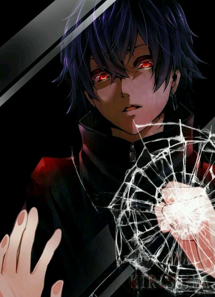 Best 25+ Anime behind glass ideas on Pinterest | Anime lock screen wallpapers, No lock screen ...