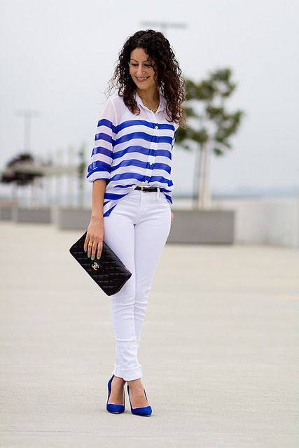 Blue on blue.: Altered, Beautiful Blue, Style, Blue Stripes 1, Equipment Stripes, Blue Shoes, Suede Shoes, Blue Su Shoes, Blue Suede