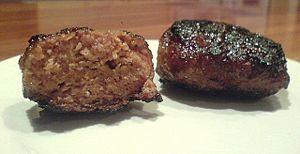 How to Make Beef Rissoles
