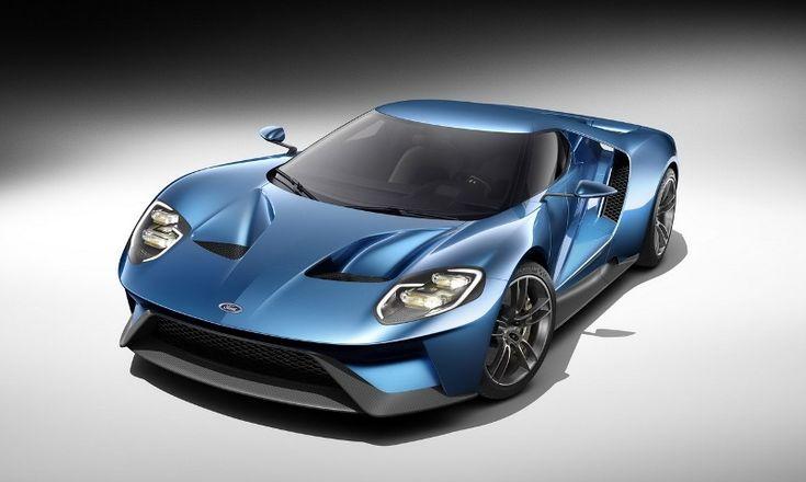Ford GT gunakan pelek serat karbon (Carscoops)