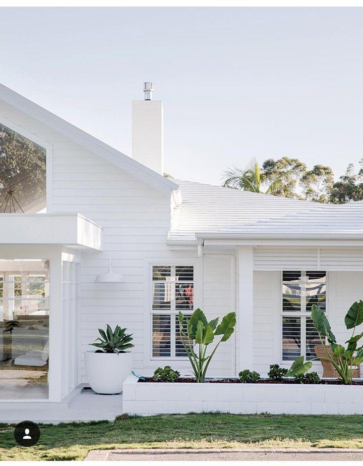Darlynprincess 』 Home Weatherboard House Facade