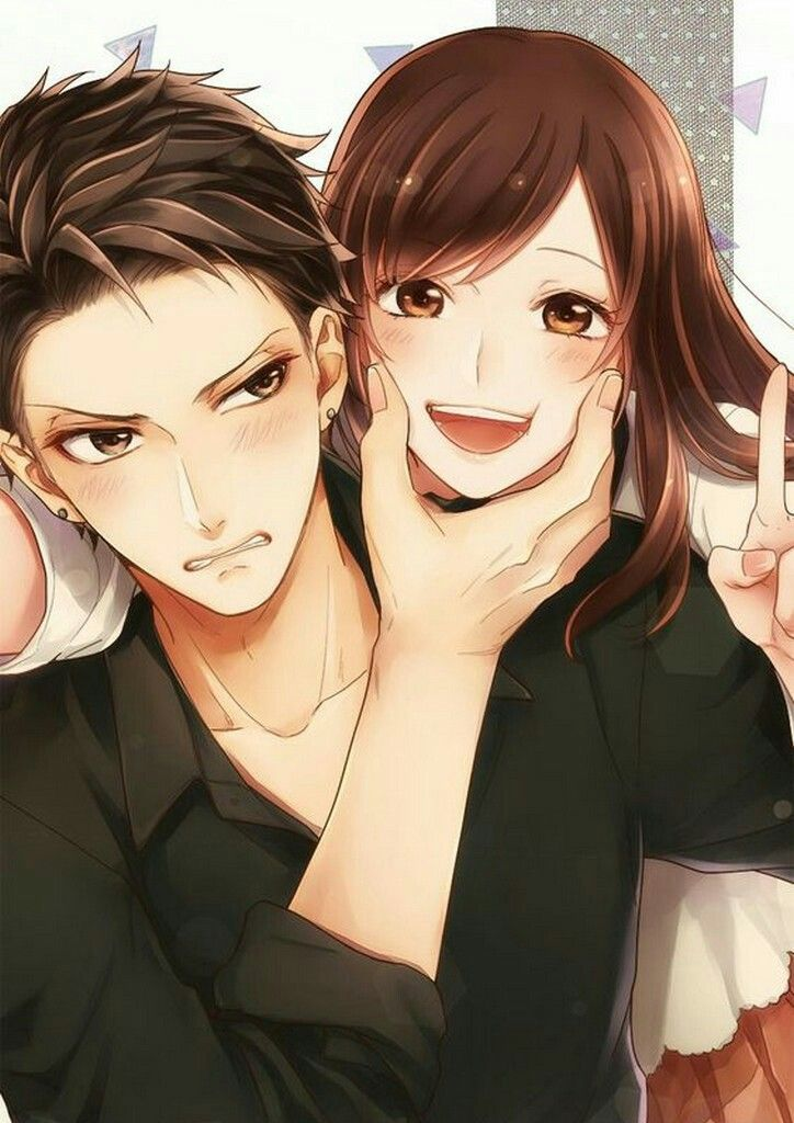 Pin by princess lilly on hot anime video game guys - Anime couple pictures ...