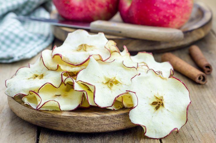 Scuola di cucina: chips dolci con la frutta, come prepararle