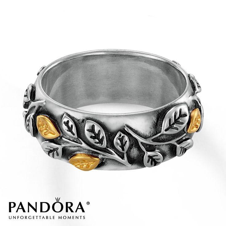 Pandora X Ring