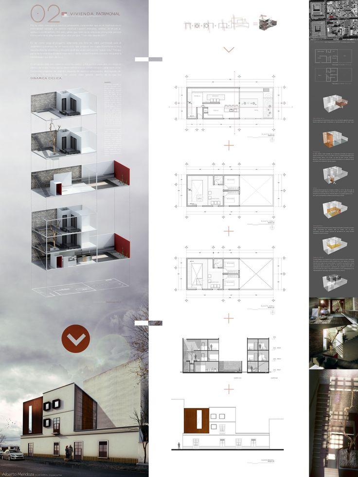 Lamina Taller Vertical C-2 Vivienda Patrimonial   Casa Patri…   Flickr
