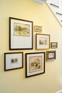 Tips for displaying artwork