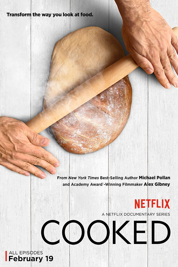 Cooked: Exclusive first look at new Netflix documentary series | EW.com