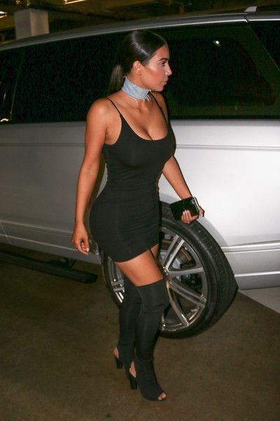 Kim Kardashian 8/10/16