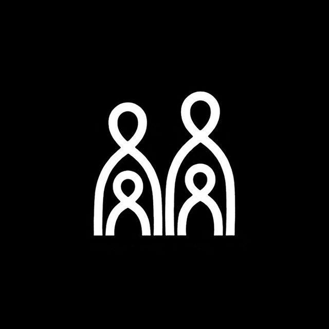 "808 Likes, 6 Comments - @logoarchive on Instagram: ""Pathfinders Fund by Morton Godshall & John Weber, 1970, Family Planning. — #LogoArchiveGodshall…"""