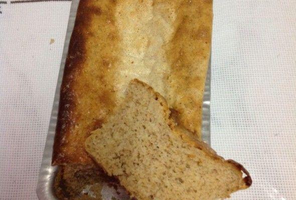 Pão de Canela Dukan2 ovos 1 pote de iogurte desnatado natural 8 Colher (es) de sopa de de farelo de aveia 8 Colher (es) de sopa de de leite em pó desnatado 2 Colher (es) de sopa de de adoçante culinário Tal e Qual 1 Colher (es) de café de de canela em pó 1 Colher (es) de sopa de de fermento em pó