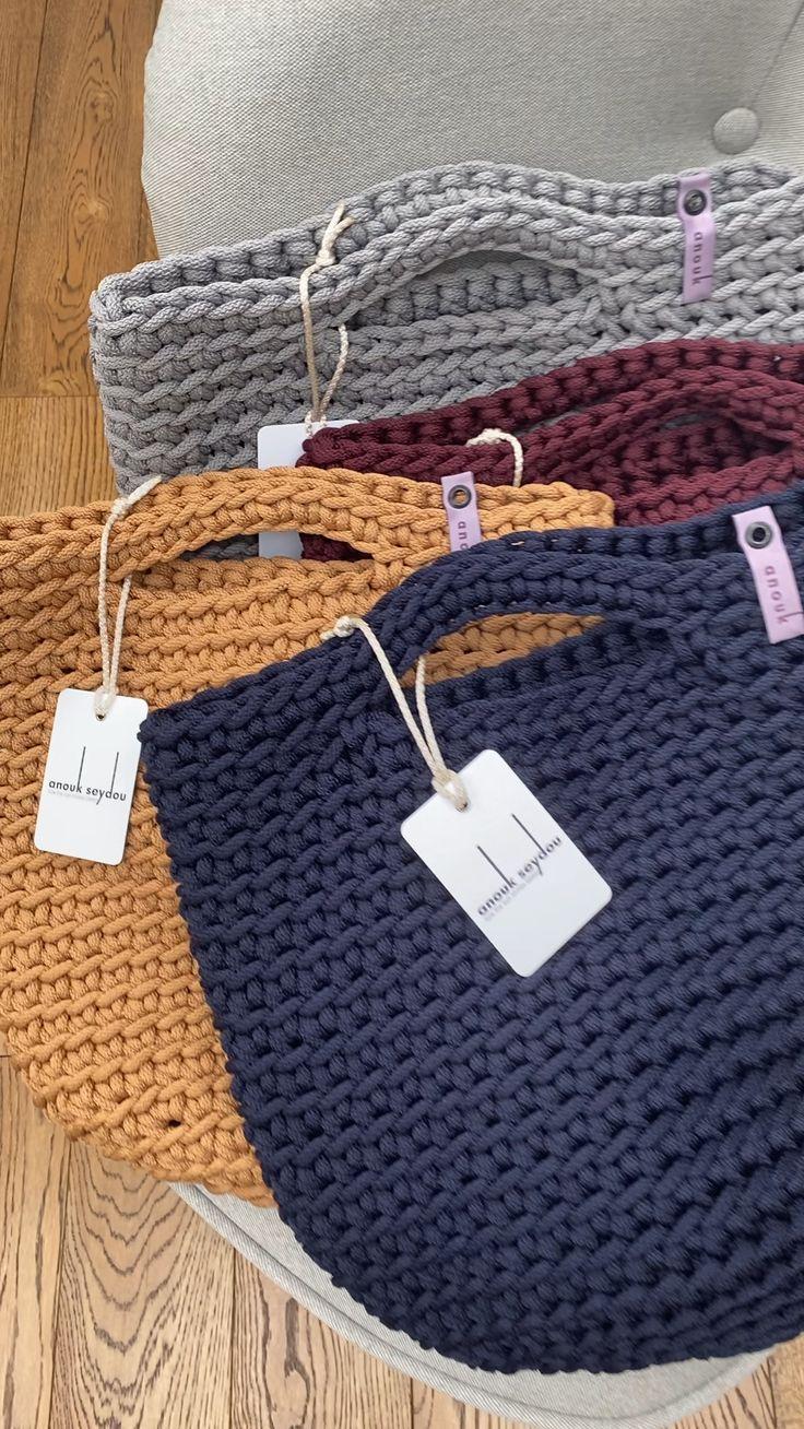 Scandinavian Style Reusable Tote Bag Handbags Purse Fashion Summer Summeroutfits