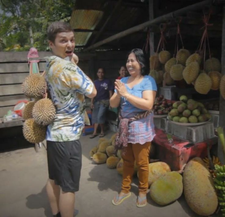 Y'all Can Quit your worryin cuz I just been out purchasin a load of tasty DURIAN! From the Durian Song Music Video - http://www.youtube.com/watch?v=0jOuAmcPKL4