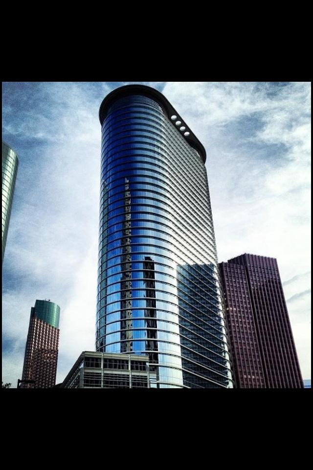 """""""Enron Building"""" Houston, Texas 2013"""