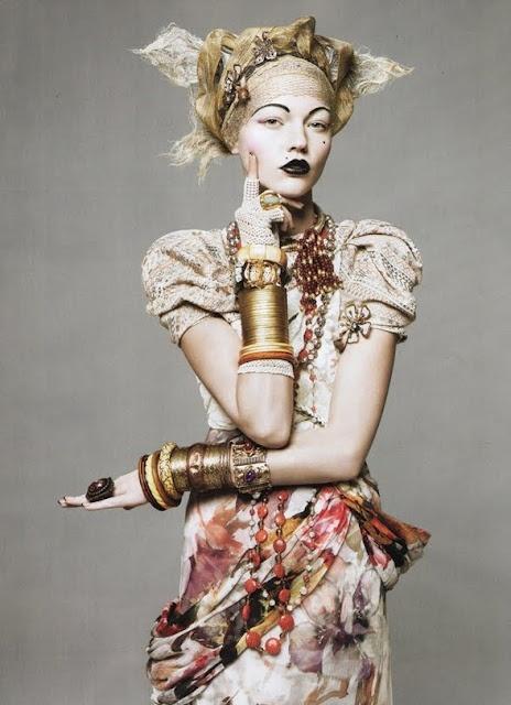 •{{Vogue Bohemian Inspired Photoshoot}}•