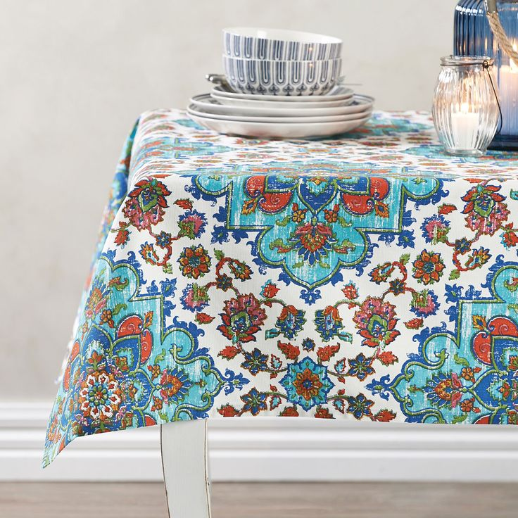 Add a touch of the Mediterranean to your table #tabletop #bedbathntable