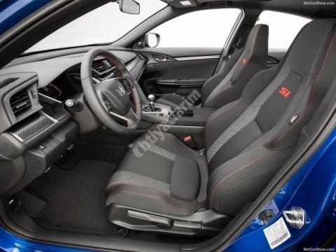 Honda Civic Si Sedan özellikleri - İhtiyaçlarım