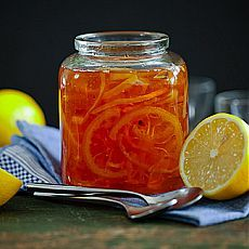 Лимонное варенье в мультиварке, десерт. Пошаговый рецепт с фото на Gastronom.ru