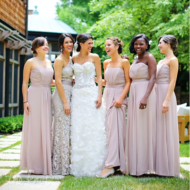 24 best Bridemaids images on Pinterest | Wedding, Wedding ...
