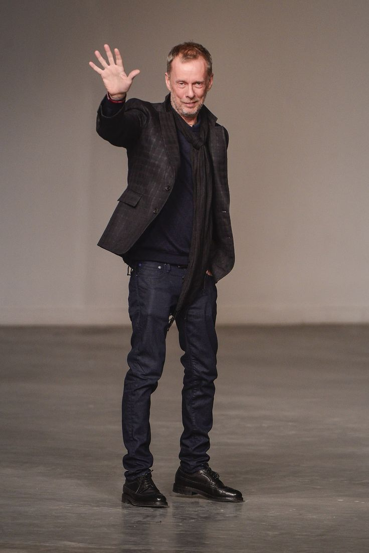 John Galliano Fall 2013 Menswear Fashion Show - Bill Gaytten