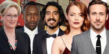 Oscars 2017 # worst dressed