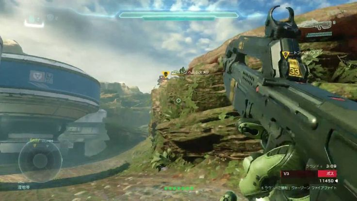 [WZFF-67] XboxOne Halo5 WARZONE FIREFIGHT  野良協力 ウォーゾーンファイアファイト  ATTACK O...