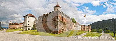 Brasov Citadel (Cetatea Brasovului) - Download From Over 25 Million High Quality Stock Photos, Images, Vectors. Sign up for FREE today. Image: 43086310