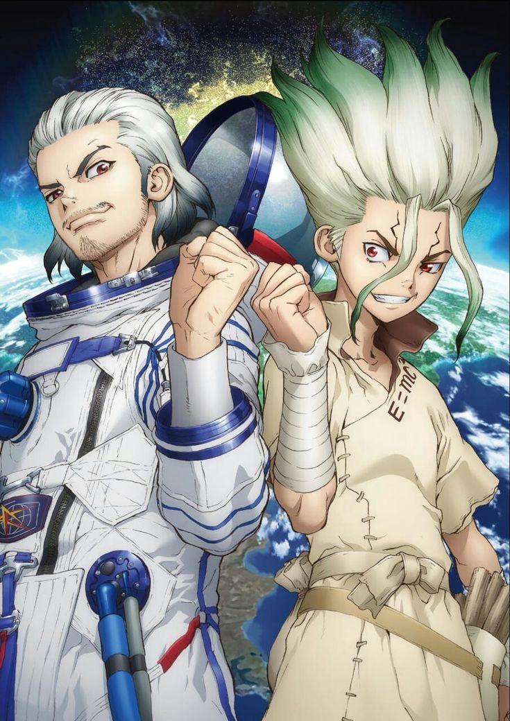 Pin de Leo en Dr. stone en 2020 | Personajes de anime. Dibujos de anime. Arte de anime