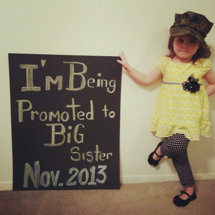 Announcement for a Baby #2! But first there needs to be baby #1