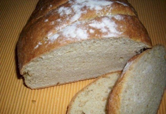 Sütőporos kenyér recept képpel. Hozzávalók és az elkészítés részletes leírása. A sütőporos kenyér elkészítési ideje: 60 perc