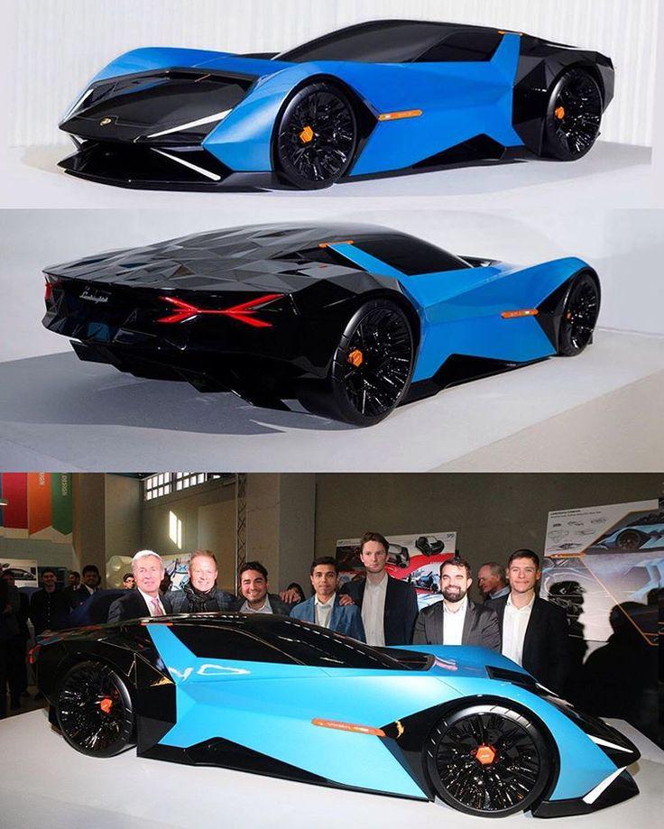 Instagram 上的 Car Design World:「 Lamborghini Tormenta