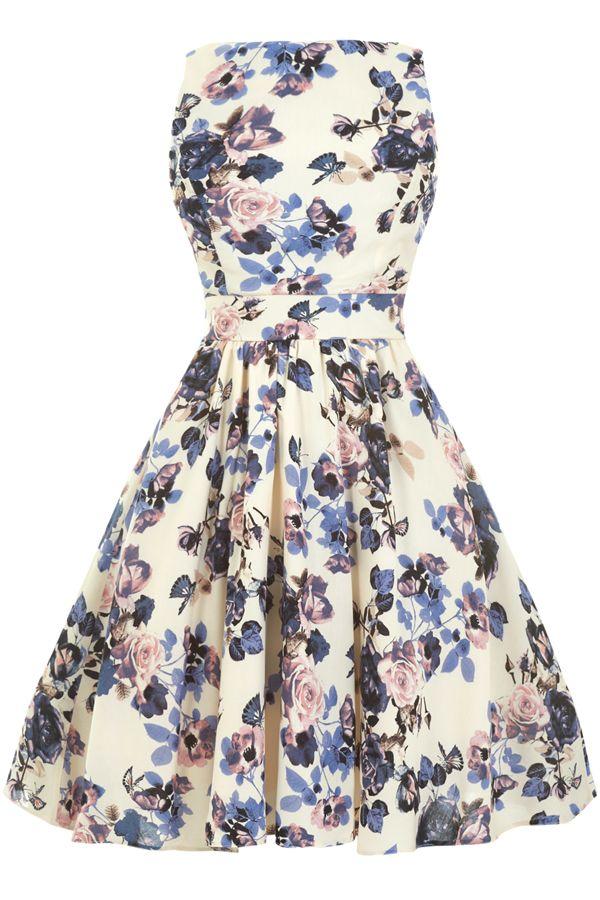 Tea Style Dresses