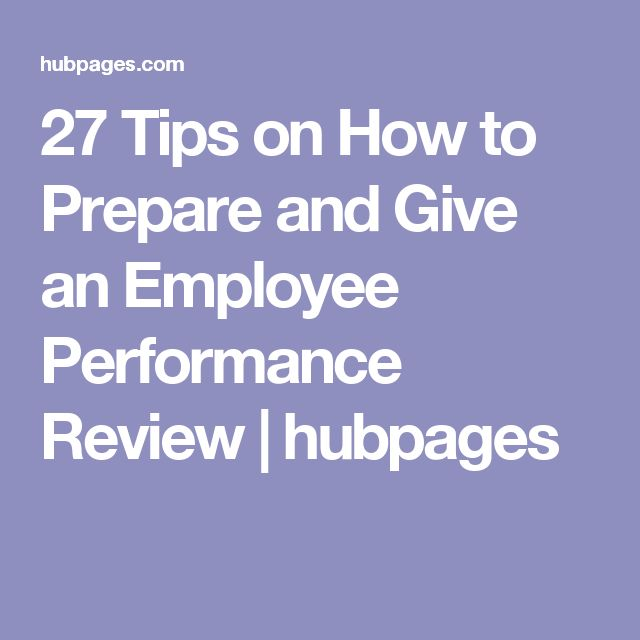 Best  Employee Performance Review Ideas On