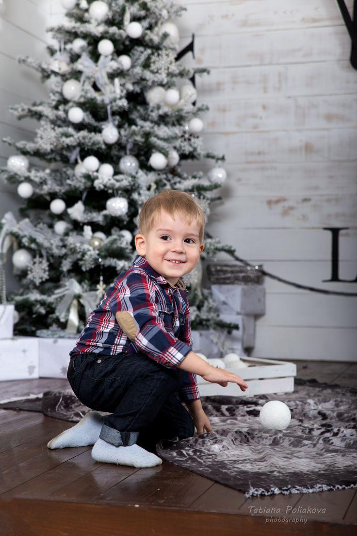 новогодняя фотосессия Christmass photoshoot