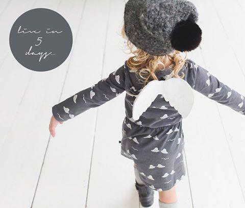 Woensdag is het zover dan gaat de nieuwe collectie van nOeser online! Hier vast een sneek peak. Cute toch! www.littlekingarthur.com