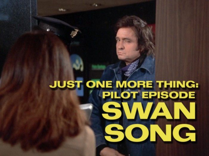 "1974: In the episode ""Swan Song,"" gospel singer Johnny Cash murders Ida Lupino. Can Lt. Columbo prove it?"